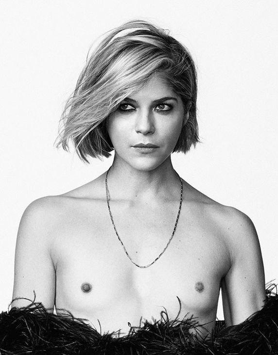 Selma Blair Nude And Thong Bikini Shots