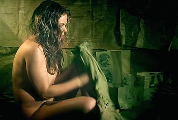 Silje Reinamo nude movie scenes