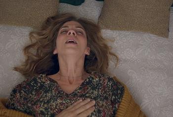 Natalia Tena sex scenes