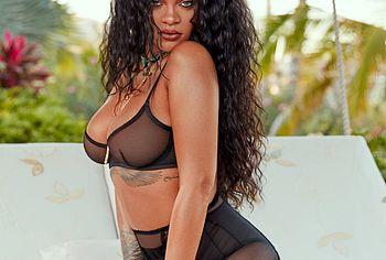 Rihanna doggy sex