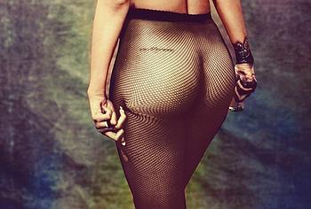 Rihanna exposed
