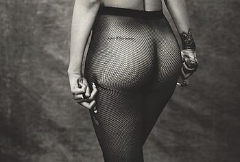 Rihanna naked booty