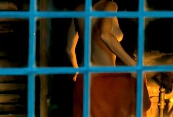 Jessica Szohr nude topless