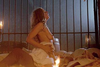Rebecca Ferguson nude sex scenes
