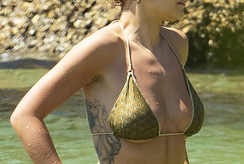 Rita Ora oops