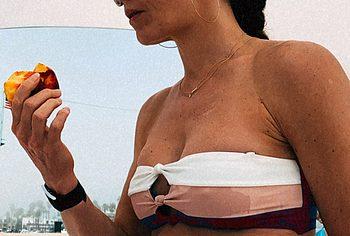 Jennifer Morrison bikini photos