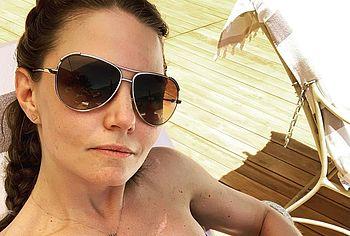 Jennifer Morrison topless sextape