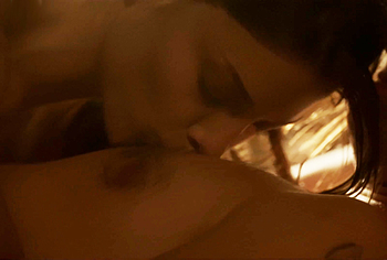 Lauren German nude sex video