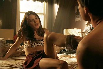 Lauren German pussy scenes