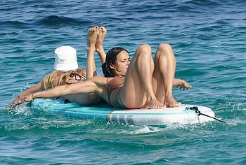 Michelle Rodriguez nudity