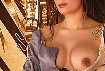Halsey topless scenes