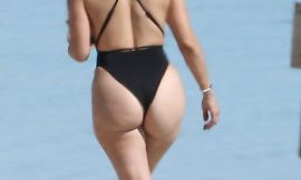 Jennifer Lopez Huge Ass In Thong Swimsuit Photos