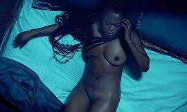 Yetide Badaki Frontal Nude Scenes From American Gods