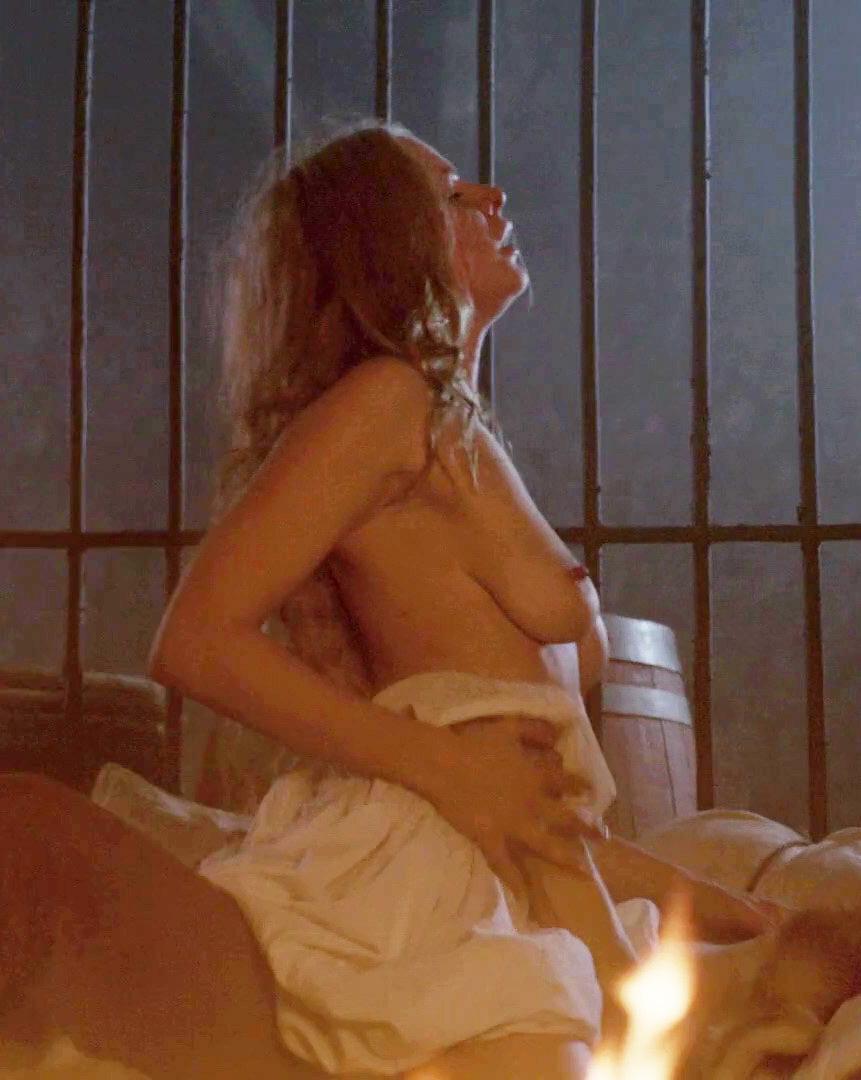 Rebecca Ferguson Hot Sex Scenes From The White Queen