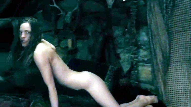 Lucy Martin Naked & Riding Cock Hard In Vikings 2020 S6