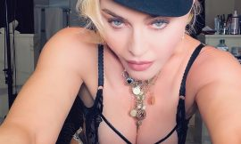 Madonna Frontal Nude And Naughty Selfie Pics